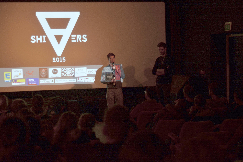 """Fr, 20.11. - Nikias Chryssos (""""Der Bunker"""") beantwortete Fragen des Publikums"""