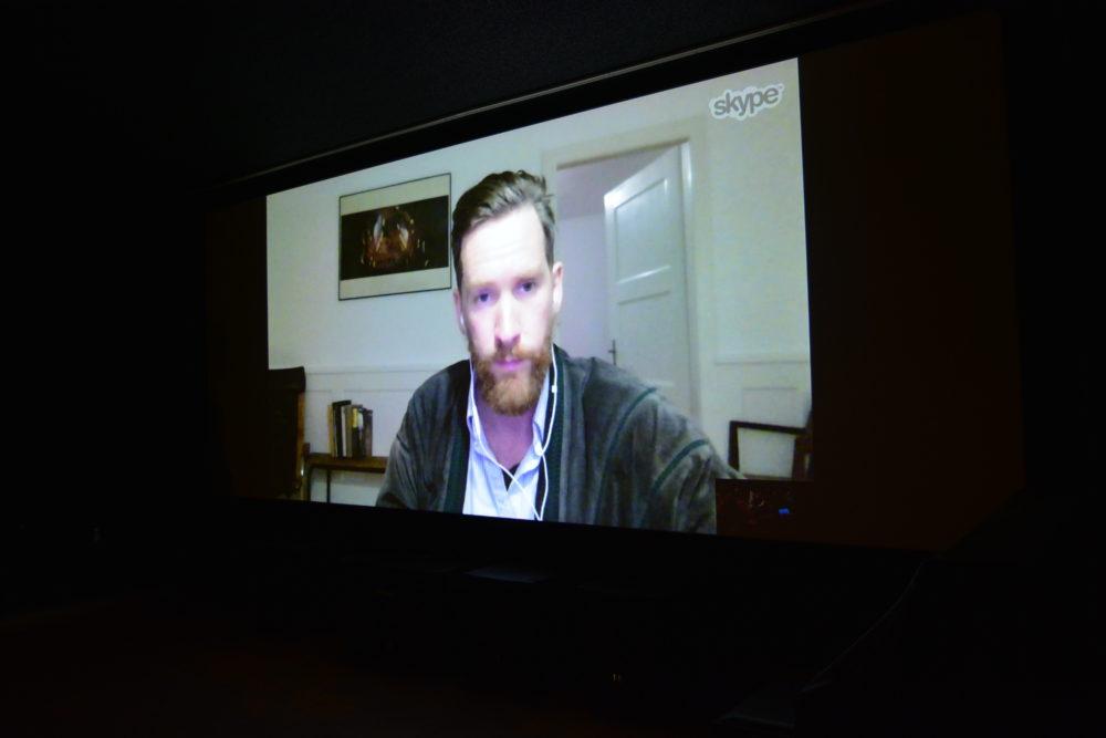 Live Skype Q&A mit Tobias Nölle
