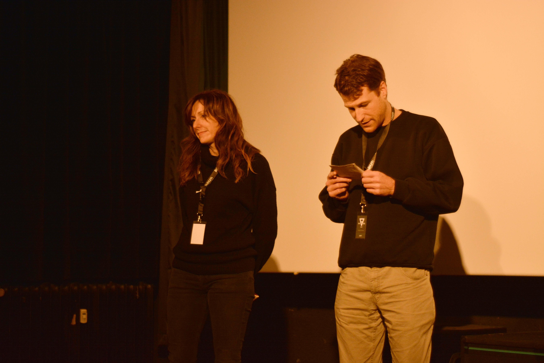 "So, 22.11. - Nikias Chryssos gibt die ""Special Mention"" bekannt: ""Tarim Le Brave"" von  Guillaume Rieu"