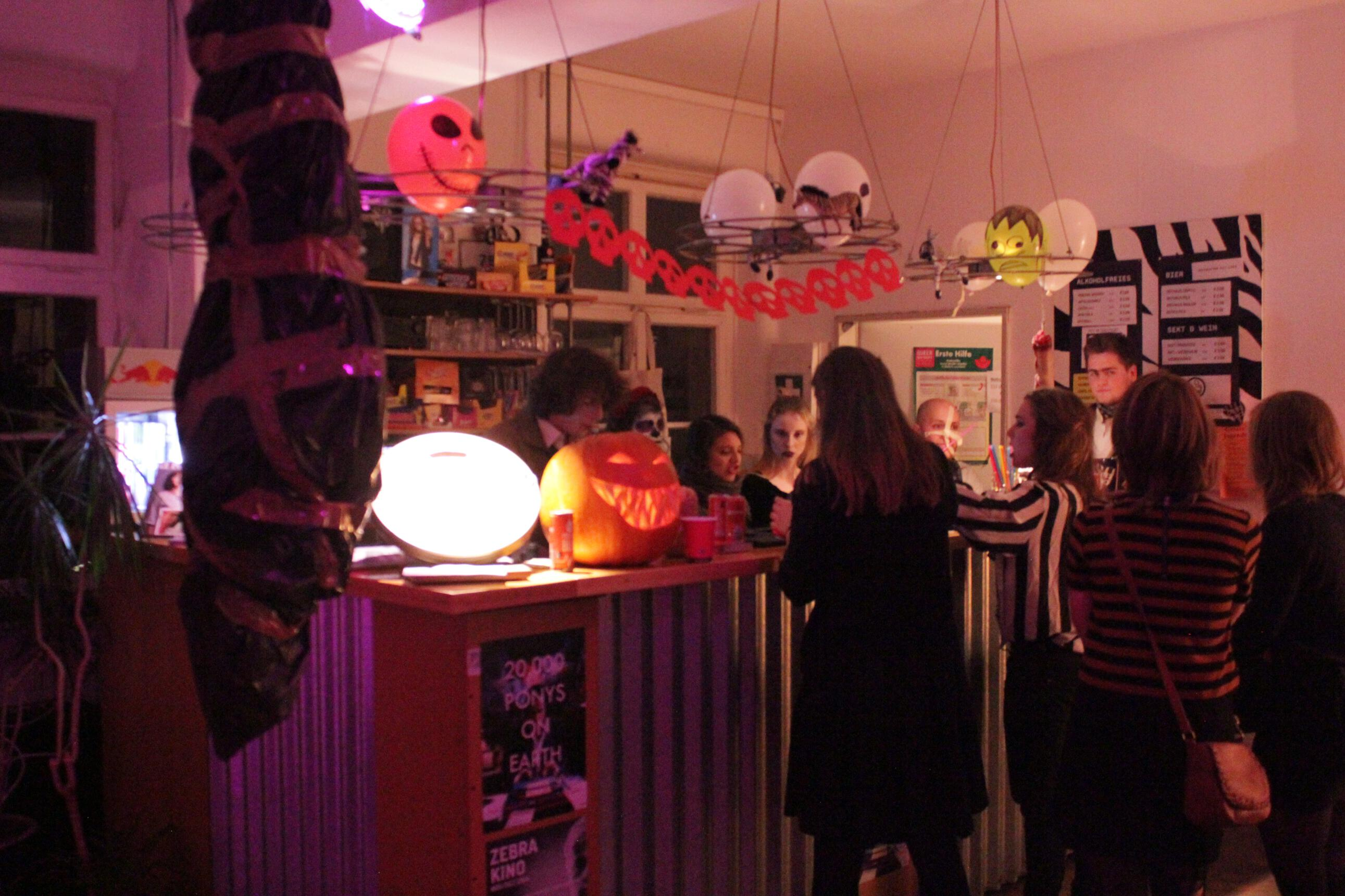 Halloween Madness 2014