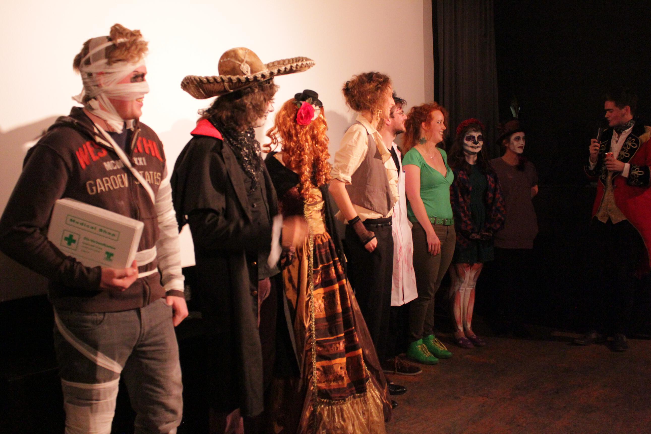 Halloween Madness Kostümwettbewerb 2014