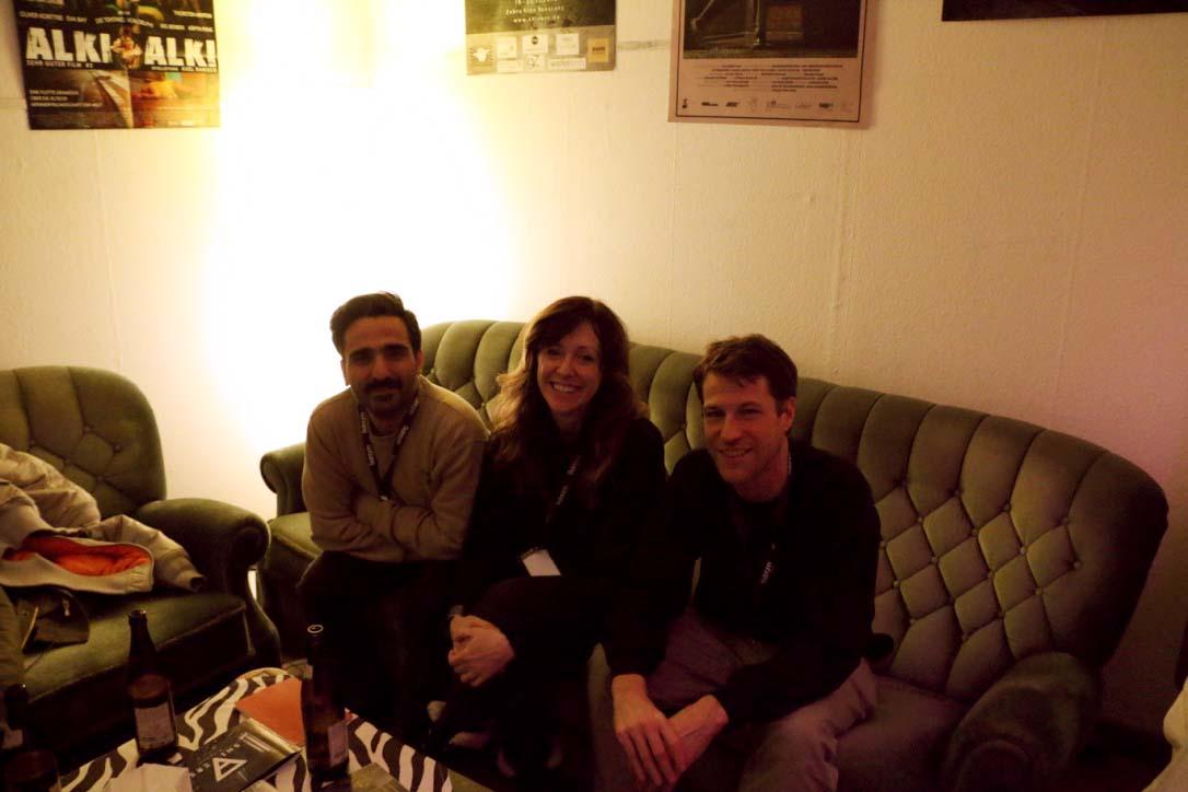 Cem Kaya, Helen O'Hanlon und Nokias Chryssos: unsere Jury für die Shivers Shorts Awards