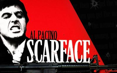 Genre Klassiker im Zebra Kino: Scarface