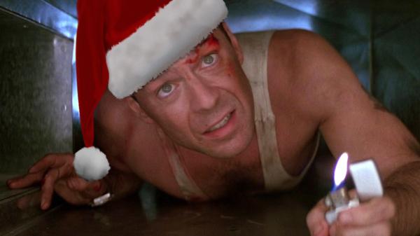 Christmas Moonlight Madness #3: Stirb Langsam