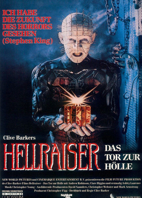 Moonlight Madness: Hellraiser Doublefeature
